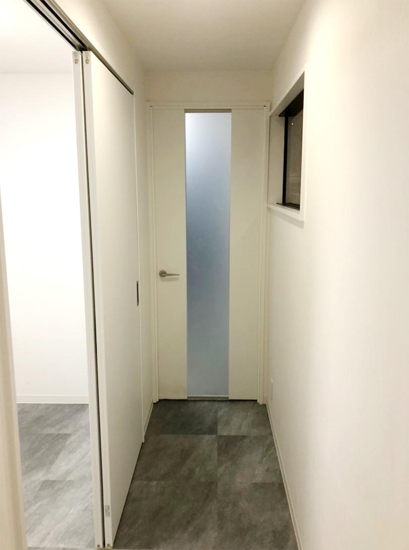 リフォーム後です。パナソニックのベルティスのドア