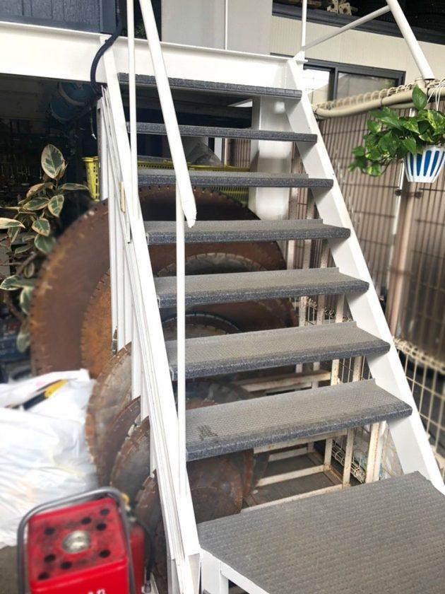 階段タキステップ