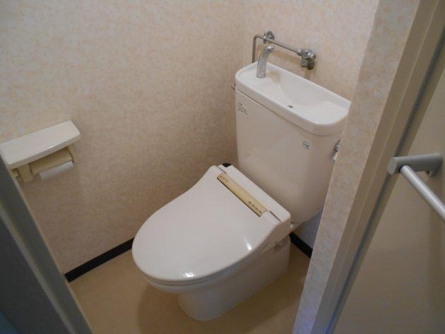 ビフォーのトイレ
