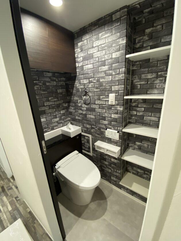 トイレ サンゲツRE51302